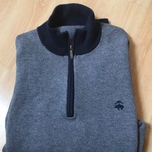 Brooks brothers 346 cashmere pull over